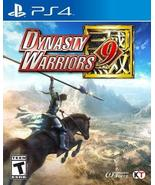 Dynasty Warriors 9 - PlayStation 4 [video game] - $16.76