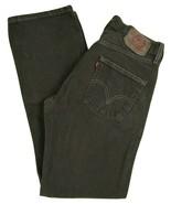 Levi's 501 Button Fly Classic Fit Straight Leg Jeans Men's W30 X L32 100... - $34.60