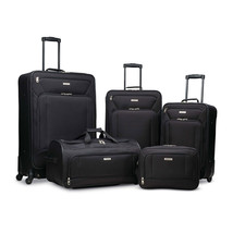 American Tourister Fieldbrook XLT 5 Piece Set Black 92290-1041 - $199.99