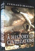 A History of Civilizations Braudel, Fernand and Mayne, Richard image 1