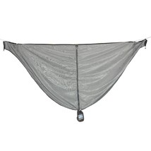 Equip Outdoors Hammock Bug Mosquito Net with No-See Um Polyester Mesh fo... - $15.75