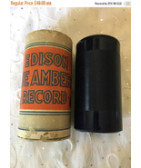 ON SALE Vintage Edison Blue Amberol 4 minute Cylinder Record  9435 Karle... - $41.61