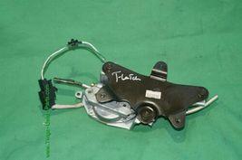 04-08 Nissan 350Z Convertible Tonneau Storage Cover Lock Release Controller  image 4
