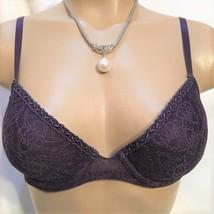 Natori Purple contour Casablanca underwire bra  32D NEW - $19.95