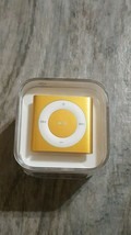 Apple iPod Shuffle 4th Gen Orange, 2GB, MC749J/A (Worldwide Shipping) - $148.49