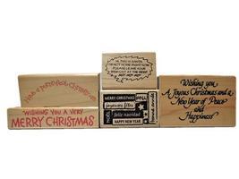 Christmas Holiday Rubber Stamp Bundles image 4