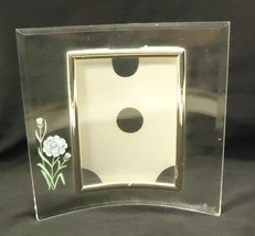 Designer Curved Picture Frame 4 1/2in x 3 1/2in 64-58b * Plastic - $8.78