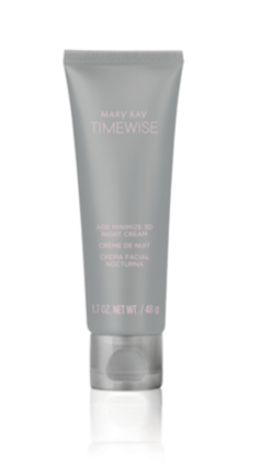 Primary image for TimeWise Age Minimize 3D Night Cream for combination to oily skin