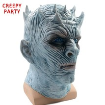 Game Of Thrones Halloween Mask Night's King Walker Face NIGHT RE Zombie ... - £28.73 GBP