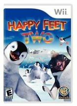 Happy Feet Two (Nintendo Wii, 2011) *New,Sealed*game - $4.75