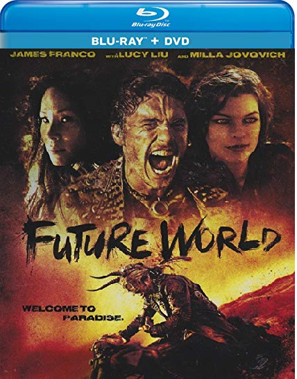 Future World [Blu-ray+DVD, 2018]