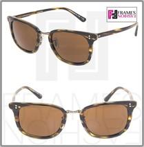 Oliver Peoples Kettner OV5339S Cocobolo Tortoise Java Polarized Sunglasses 5339 - $266.31