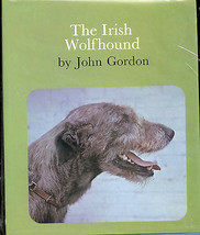 The Irish Wolfhound : John Gordon : VG Hardcover 1974 : @ZB - $29.95