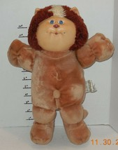 1983 Coleco Cabbage Patch Kids KOOSAS Plush Toy Doll CPK Xavier Roberts OAA - $31.56
