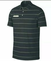 Nike Dri-FIT Player Men's Striped Golf Polo. Medium AT8946  - $28.71