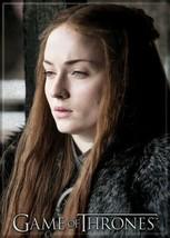 Game of Thrones Sansa Stark Serious Photo Image Refrigerator Magnet NEW ... - $3.99