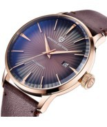 PAGANI DESIGN Automatic Mechanical Men's Watches Swiss Date Leather Band... - €92,95 EUR