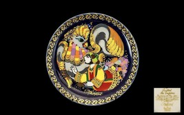 Rosenthal Special Edition Hand Painted Nice Quality Studio Line Collection Plate - $74.00