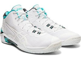 ASICS GELBURST 23 Men's Basketball Shoes Casual White Court NWT 1061A018... - $165.51