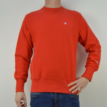 HOODIE MAN CHAMPION M-GIROCOLLO REV.W.TERRY REV.WEAVE 209757 - $74.39