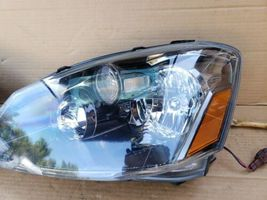 05-06 Nissan Altima 3.5 SE-R  Xenon Headlight Head Light Lamps Set L&R image 3