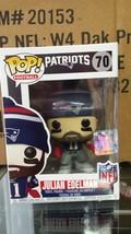 NFL New England Patriots Julian Edelman Funko Pop Vinyl Figure - $15.67