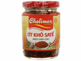 Cholimex Hot Paste Dried Sate Chilli 100 Gram - $8.90+