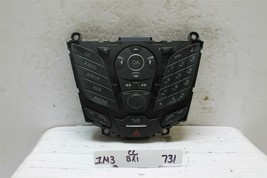 2012-2014 Ford Focus Radio Audio Control Panel CM5T18K811KA Oem Bx1 731 1M3 - $23.75