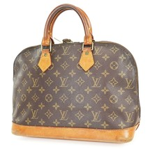 正宗LOUIS VUITTON Alma Monogram手袋钱包#38326-$ 389.00