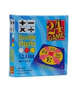 24 Game Cards Original Double Digits - $13.19