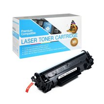 CF248A Black Toner Cartridge Compatible with HP CF248A (48A) - $26.99+