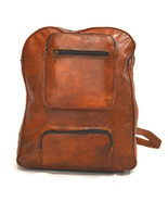 New Women's Backpack Soft Leather Shoulder Travel Rucksack School Handba... - $60.45
