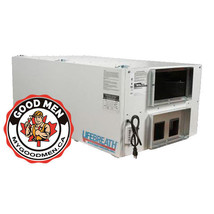 Lifebreath 100-650DD HRV 650 cfm Alum. Core Heat Recovery Ventilator 100... - €3.262,32 EUR