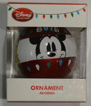 New! Disney Collection Christmas Tree Ornament 2014 Mickey Donald Goofy - $39.60