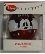 New! Disney Collection Christmas Tree Ornament 2014 Mickey Donald Goofy - $39.60