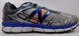 New Balance 860 V 5 Men's Running Shoes Size US 13 M (D) EU 47.5 Silver M860SB5
