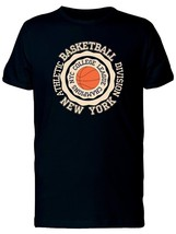 Basketball Champions Nyc Men's Tee -Image by Shutterstock - $14.84+