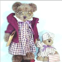 "Boyds Bears ""Momma Berrywinkle & Woodrow""- 12"" QVC Exclusive-#C46472- NW... - $69.99"