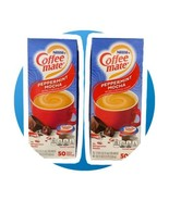 Coffee-mate Liquid Coffee Creamer, Peppermint Mocha (50 ct.)-2 Pack - $29.69