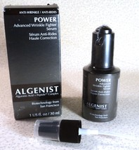 Algenist Power Advanced Wrinkle Fighter Serum  1 oz. New in Box - $25.99