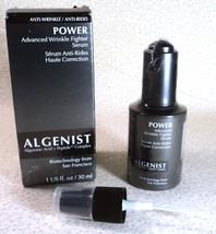Algenist Power Advanced Wrinkle Fighter Serum  1 oz. New in Box - $25.99