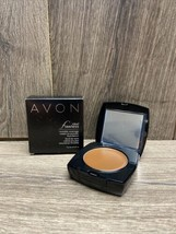 Avon Ideal Flawless Invisible Coverage Cream-to-Powder Foundation Rich Espresso - $22.95