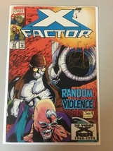 X-Factor (1986 1st Series) #88 Signed by Chris Batista VF Very Fine - $13.86