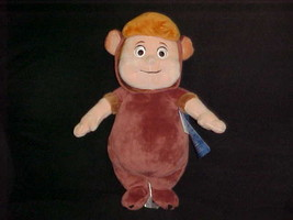 "13"" Cubby Lost Boy Bear Plush Toy With Tags From Peter Pan The Disney Store - $59.39"