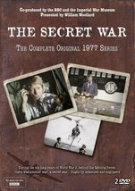 The Secret War Complete Original Series (1977) DVD William Woollard New ... - $18.95
