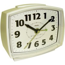 Westclox 22192 Electric Alarm Clock with Constant Lighted Dial - $33.06