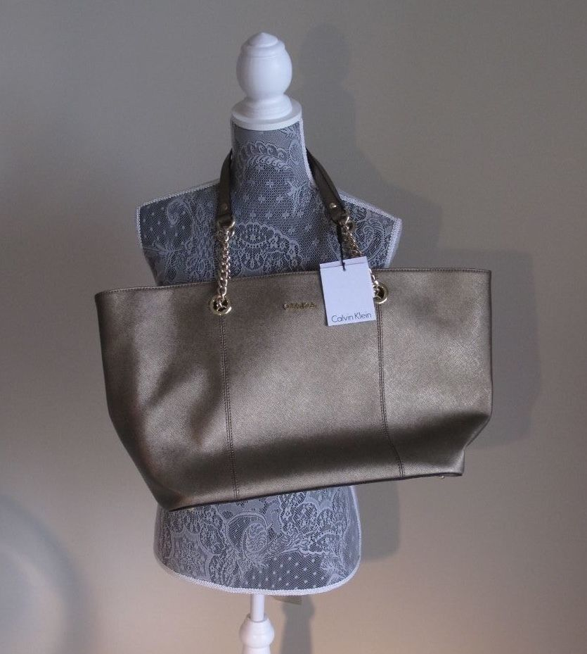 72f97a25c Calvin Klein Saffiano Leather Purse Bage and similar items. S l1600
