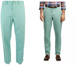 Polo Ralph Lauren Men's Straight-Fit  Chino Pants Faded Mint 31W x 30L - $54.99