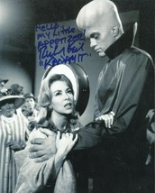 "Richard Kiel signed Twilight Zone pic. Cute ""Little Appetizer"" content !!! - $21.95"