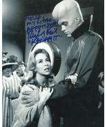 "Richard Kiel signed Twilight Zone pic. Cute ""Little Appetizer"" content !!! - $21.95"